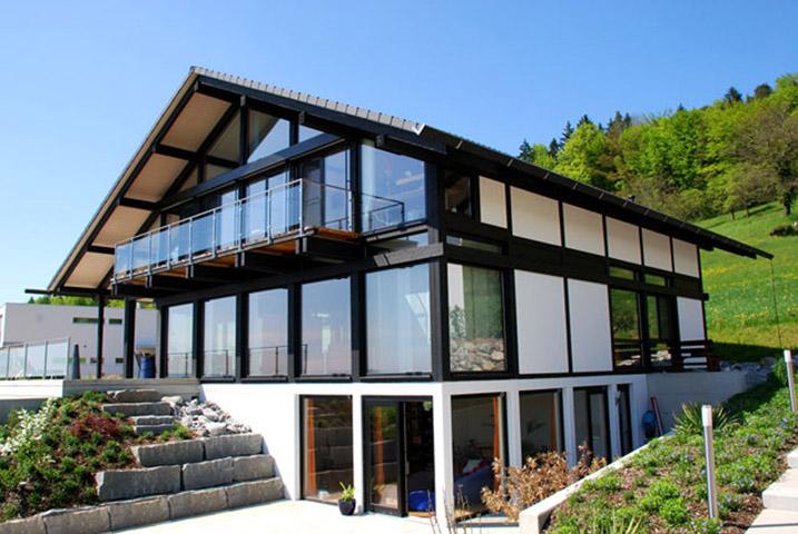 Modern Fachwerkhaus faverk 10 jpg