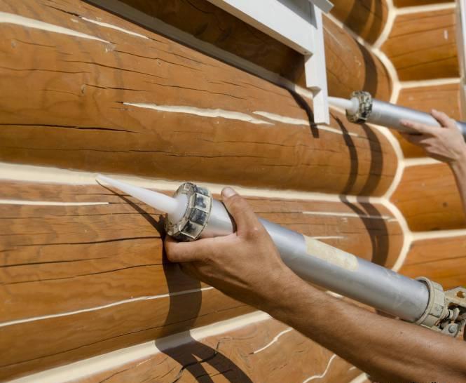Обслуживание деревянных домов - заказать услугу сервисного обслуживания дома