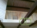 длиннно-пролетные балки в интерьере, Элементы деревянных конструкций