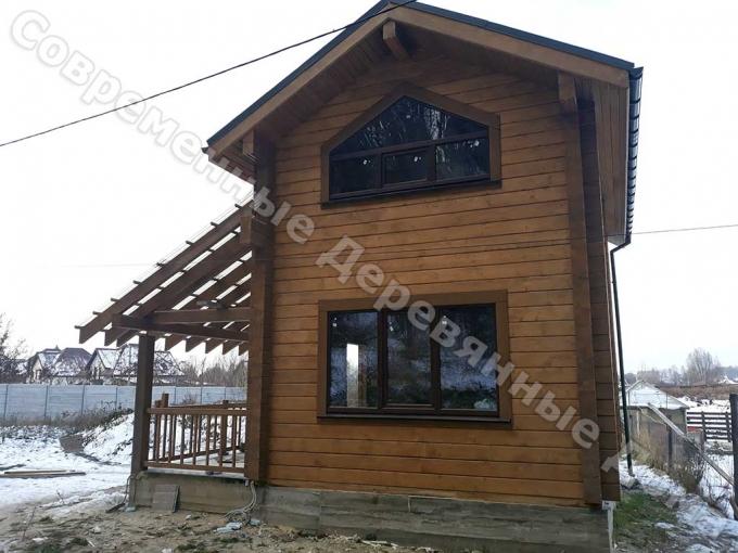 построить баню из бревна от sddu